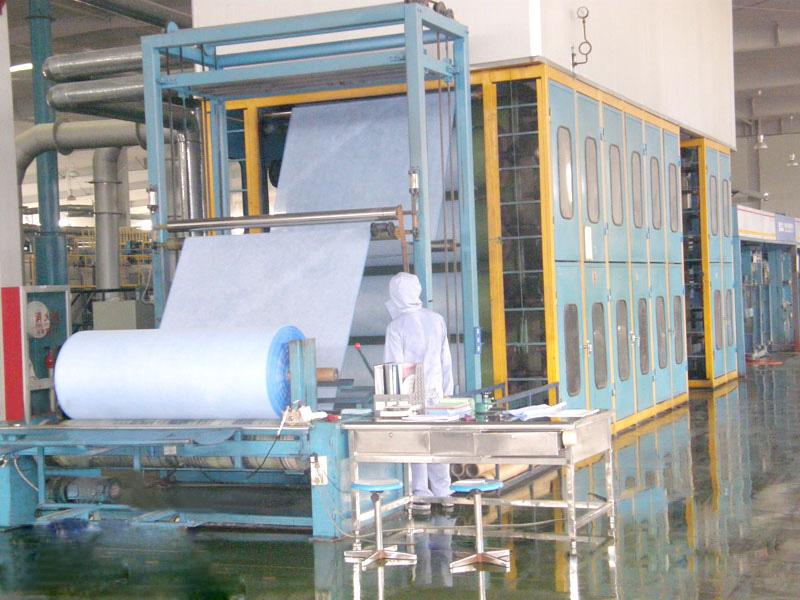 spunlace equipment Nbond lineA.jpg